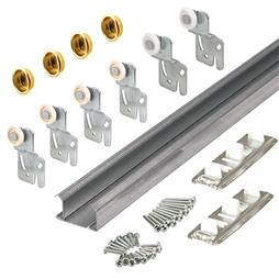 Picture of 163499 - 96 inch Bi-Pass Closet Door  Track  and Hardware for 3 doors, 1 kit per carton