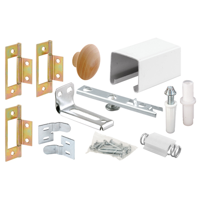 Picture of 164685 - Bi-Fold Door Track Kit, 30 inches, 2-Door Design, Hardware Pack, 1 per carton