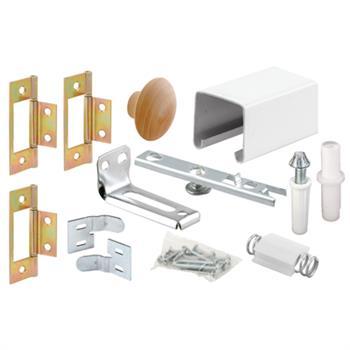 164686 Bi Fold Door Track Kit 36 Inches 2 Door Design