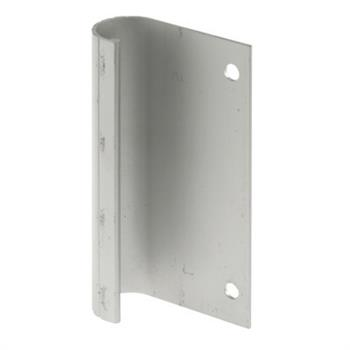 Picture of A 117 - Sliding screen door J shaped extruded anodized aluminum handle, 1 handle per pkg.