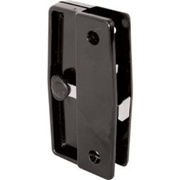 "Picture of A 139 - Latch & Pull, 3"" H.C., Plastic Housing, Black, Steel Latch"