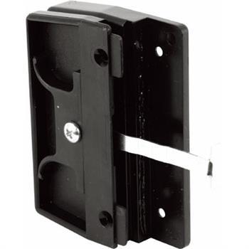 A 145 Sliding Screen Door Handle Amp Latch Black Plastic