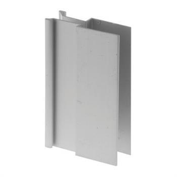 Picture of A 153 - Sliding screen door universal fit extruded anodized aluminum handles, 1 set per pkg.