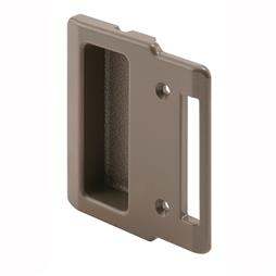 Picture of A 209 - Sliding screen door stone colored plastic inside handle for Andersen, 1 per pkg