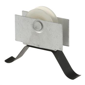 Picture of B 503 - Screen door Flat Tension Spring, Center mount high density polyethlene roller housing, 2 per pkg.