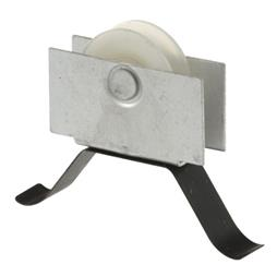 Picture of B 503 - Screen door Flat Tension Spring, Center mount high density polyethlene roller housing, 2 per pkg.