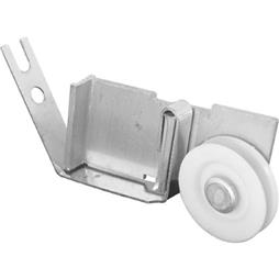 Picture of B 517 - Sliding screen door Rocker style Spring Tension roller, high density polyethlene roller, 2 per pkg.