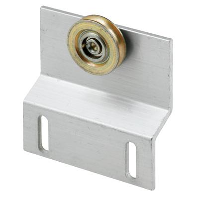 Picture of B 540 - Sliding screen door top hung roller bracket & steel roller, 2 per pkg.