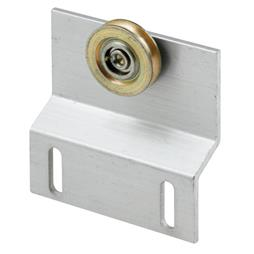 Picture of B 540 - Sliding screen door top hung roller bracket & steel roller, 2 per pkg.