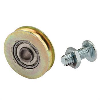 Picture of B 549 - Sliding screen door 1-1/4 inch steel ball bearing roller, 2 per pkg.