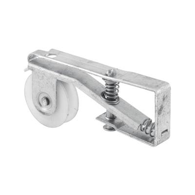 Picture of B 578 - Screen door roller assembly, Aluminum housing, high density polyethlene Roller, 2 per pkg.