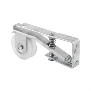 Picture of B 578 - Screen door roller assembly, Aluminum housing, high density polyethlene Roller, 2 per pkg.