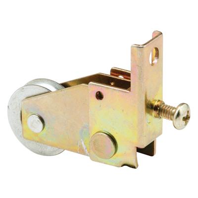 Picture of B 669 - Sliding screen door spring loaded roller, steel ball bearing roller, 2 per pkg.