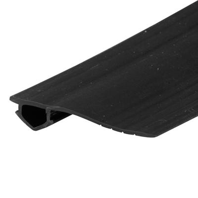 Picture of B 708 - Sliding screen door bug seal, International, Adjustable width, Black, 1 per pkg.
