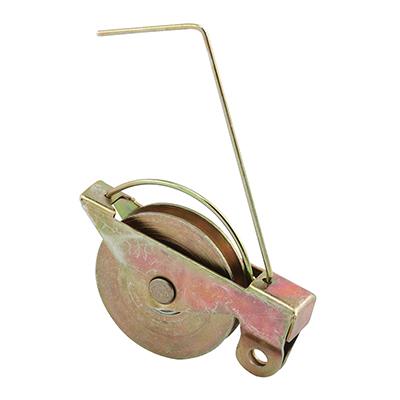 Picture of B 714 - Sliding screen door roller, Arcadia style, 1-1/4 inch Steel BB roller, 2 per pkg.