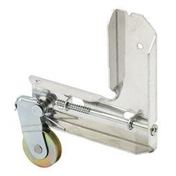 Picture of B 725 - Sliding screen door stamped  aluminum corner, steel ball bearing roller, 1 per pkg.