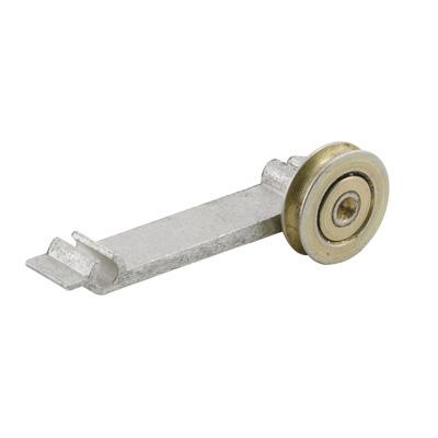 Picture of B 788 - Sliding screen door roller, extruded roller arm, steel steel roller, 2 per pkg.