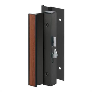 Picture of C 1003 - Patio Door Surface with Hook  Latch, Extruded, Black Finish, 1 per pkg.