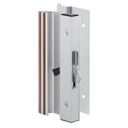 Picture of C 1004 - Patio Door Surface with Hook  Latch, Low Profile, Extruded, Mill Finish, 1 per pkg.