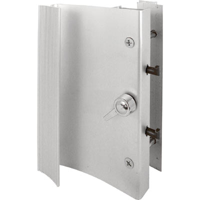 Picture of C 1014 - Patio Door Surface with Dual Hook latch, diecast, Ador HiLite, Keeper, 1 per pkg.