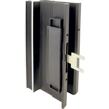 Picture of C 1028 - Patio Door Handle for Guaranteed Doors Mortise Lock, Black, 1 per pkg.