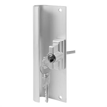 Picture of C 1037 - Sliding Patio Door Locking Outside pull, Aluminum, Pack of 1