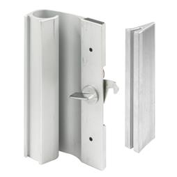 Picture of C 1052 - Patio Door Surface with Hook  Latch, Extruded, Mill Finish, Left Handed, 1 per pkg.