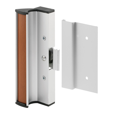 Picture of C 1055 - Patio Door Surface with Clamp  Latch, Mill Finish, International Windows, 1 per pkg.