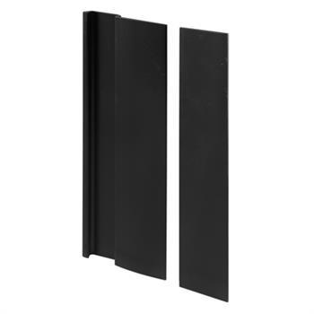 C 1063 Patio Door Outside Handle Black Adhesive Backing
