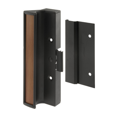Picture of C 1073 - Patio Door Surface with Clamp  Latch, Black, International Windows, 1 per pkg.