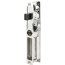 Picture of C 1099 - Patio Door Flush Handle , Crossly Doors, Chrome, Non-Keyed, 1 per pkg.