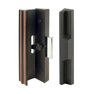 Picture of C 1106 - Patio Door Surface with Clamp  Latch, Black, Extruded Aluminum, 1 per pkg.