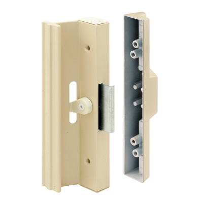 Picture of C 1117 - Patio Door Surface with Clamp  Latch, Almond, Extruded Aluminum, 1 per pkg.