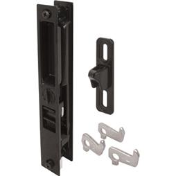 Picture of C 1123 - Patio Door Flush Handle with Mid-Body latch,4 hook assortment, Night Lock, 1 per pkg.