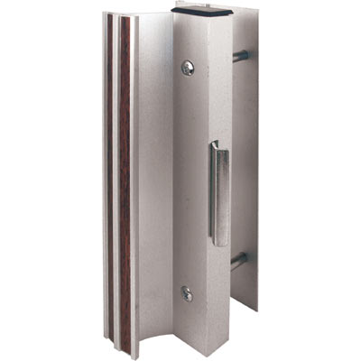 Picture of C 1162 - Patio Door Surface with Clamp  Latch, Mill Finish, Extruded Aluminum, 1 per pkg.