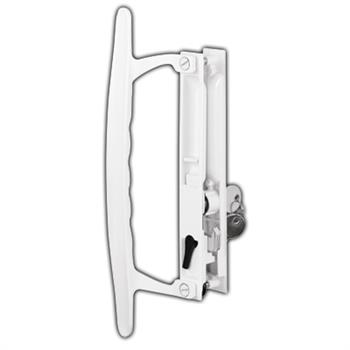 C 1197 Patio Door Flush Handle With Metal Handle Pull
