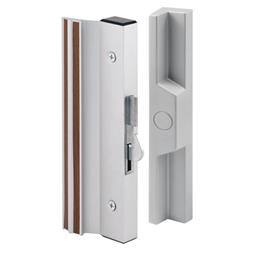 Picture of C 1198 - Patio Door Surface with Hook  Latch, Extruded, Mill Finish, Keeper, 1 per pkg.