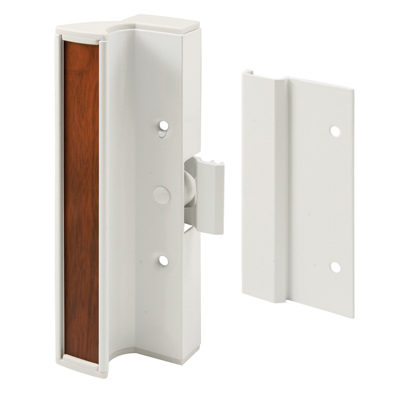 Picture of C 1206 - Patio Door Surface with Clamp  Latch, White, International Windows, 1 per pkg.