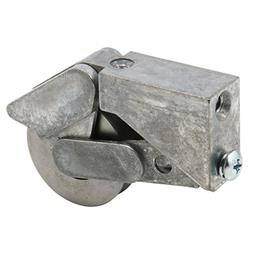 Picture of D 1533-SS - Single 1-1/2 inch Roller Assembly, Stainless Steel Roller, Plain Back, 1 Pack