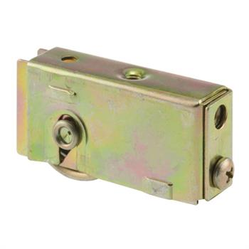 Picture of D 1541 - Single 1-1/4 inch Steel  Roller Assembly, Ball Bering, Plain Back Housing, 1 Pack