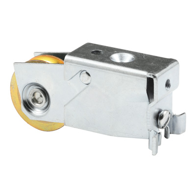 Picture of D 1560 - Single 1-1/4 inch Steel  Roller Assembly, Ball Bearing, Unique Housing, 1 Pack