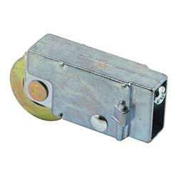 Picture of D 1603 - Single 1-1/4 inch Steel  Roller Assembly, Crossly, Diecast Unique Housing, 1 Pack