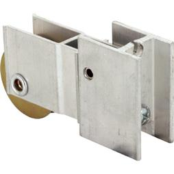 Picture of D 1610 - Single 1-1/4 inch Steel Roller Assembly, Ball Bearing, Unique Back Housing, 1 Pack