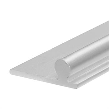 Picture of D 1654 - Sliding Patio Door Replacement Track, 72 inches, Extruded Aluminum, 10 Pack