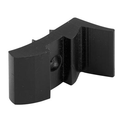 Picture of D 2053 - Bumper, Black, 1-3/8 inch, Jamb Fit, Patio Door, 2 Pack
