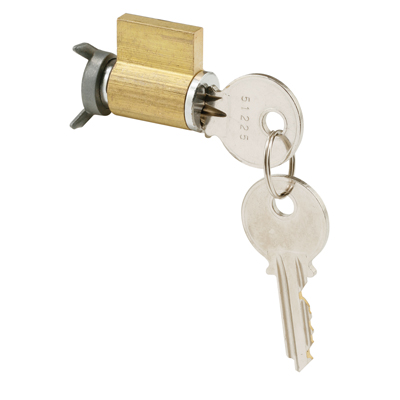 """Picture of E 2003 - Cylinder Lock, 1-1/4"""", Diecast Latch Activator,  Pack of 1"""