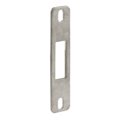 Picture of E 2017 - Flat Keeper, Stainless Steel, 2-3/4 inch Mounting Holes, Pack of 1