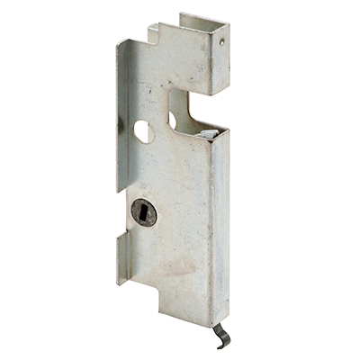 "Picture of E 2027 - Mortise Lock, 4"" Tall Housing, Steel, 45? Keyway"