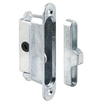 E 2126 Mortise Lock 3 7 8 Inch Mounting Holes Aluminum