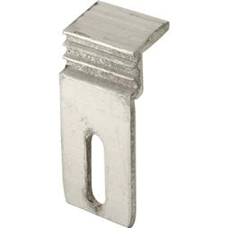 "Picture of E 2132 - Panel Clip, 2-3/8"" x 3/4"", Aluminum"